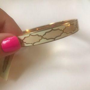 Spartina Cartouche Bangle Bracelet
